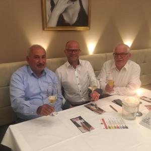 Auf ein Glas mit dem Landtagskandidaten Ralf Kunert (Rodgau - Weiskirchen